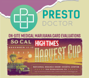 PrestoDoctor Will Be Giving Evals At This Year's Cannabis Cup thumbnail